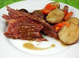 Corned Beef In Beer, Crock Pot Style Recipe