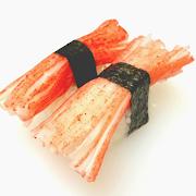 Surimi – Crab Stick Nigiri