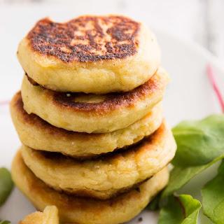 Leftover Mashed Potato Cakes.