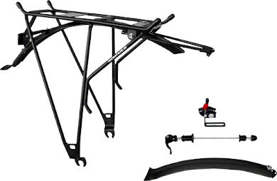 Montague Rackstand Rear Mount Multi-Use Rack, Black