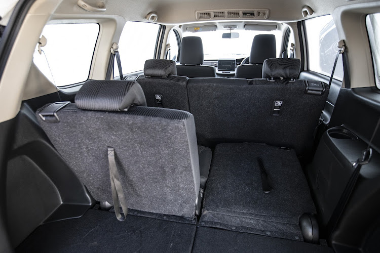 Suzuki Ertiga Grows Roomier