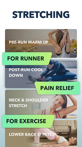 Stretching Exercises at Home -Flexibility Training 1.1.4 Screenshots 1