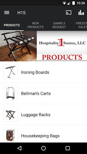 Hospitality 1 Source LLC