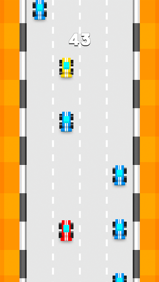 Retro Speed- screenshot