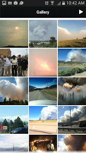 Colorado Wildfire Watch- screenshot thumbnail