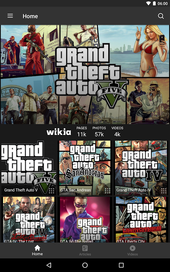 Wikia: GTA – Screenshot