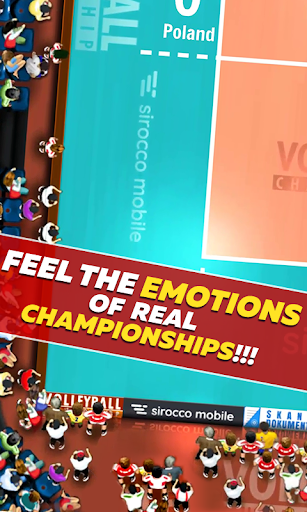 Volleyball Championship  screenshots 5