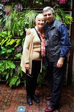 Photo: Joyce and John
