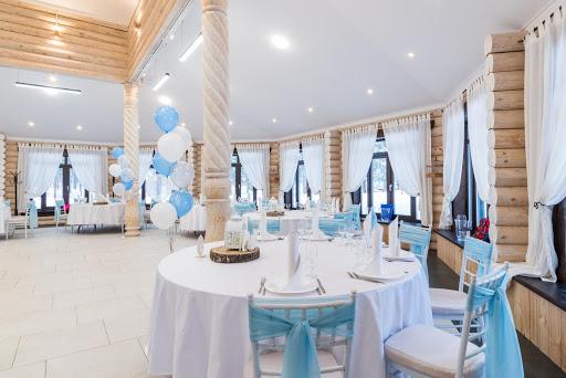 шатер для свадьбы в «Загородный клуб Барин/CLUBBARIN »  2