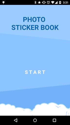 Photo Sticker Book