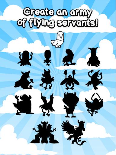 Pigeon Evolution - Merge & Create Mutant Birds 1.0.1 screenshots 8