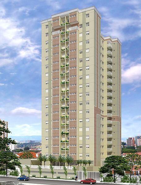 Residencial Premier Apartamento Casa Branca, Santo André (ap2554)