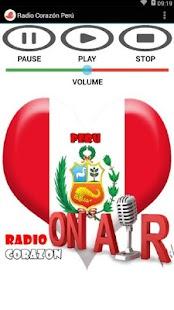 Radio Corazon Peru - náhled