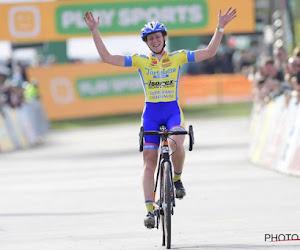 Ijzersterke Van de Steene vloert Italiaanse en Nederlandse toprenster en viert tweede grote triomf