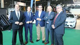 Almería Motor Show abrió sus puertas ayer