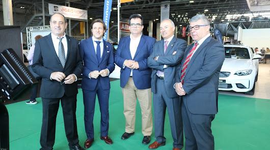 Más de 700 vehículos esperan comprador en el 'Almería Motor Show'