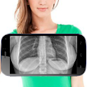 X-Ray Body Scanner Camera icon
