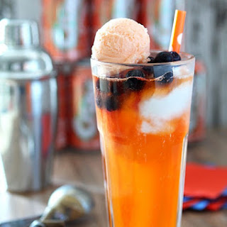 Broncos Orange Crush Cocktail