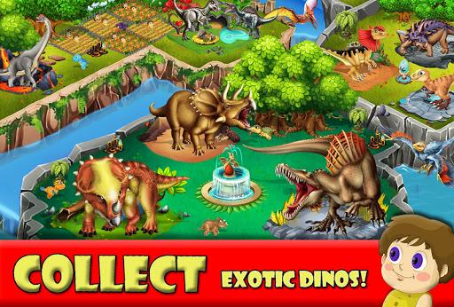 Dino Battle  captures d'écran 2