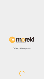 Moreki - DriverApp - náhled