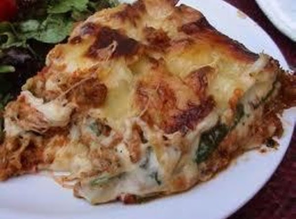 For The Love Of My Husband Lasagna Recipe