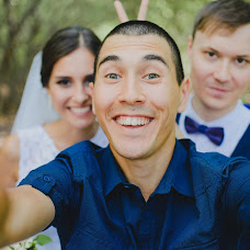 Wedding photographer Guldar Safiullina (Gulgarik). Photo of 08.10.2016