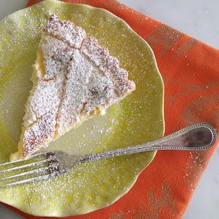 Lemon-Ricotta Crostata with Mascarpone Recipe