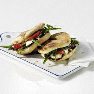 Toastie mit Roastbeef (Sandwich)