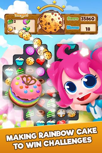 Cookie Blast 2- Cookie Crush Cookies Jar Mania  screenshots EasyGameCheats.pro 2