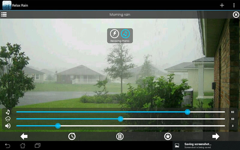 Relax Rain ~ Rain Sounds Screenshot 12