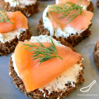 Pumpernickel Appetizer Recipes.
