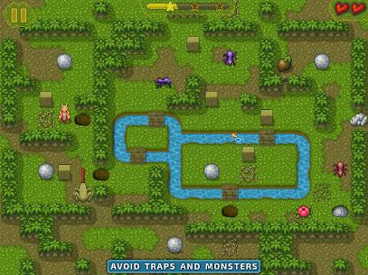 Chipmunk's Adventures MOD APK [Unlimites Tips And Seeds] 10