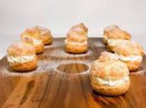 Popovers-cream Puffs Recipe
