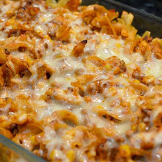 Beef Burrito Casserole Recipes
