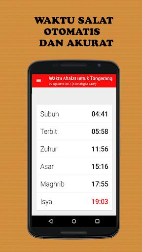 Alarm Adzan Otomatis  screenshots 1