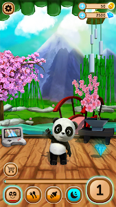 Daily Panda : virtual pet v1.0.7 Mod Money + Ad Free