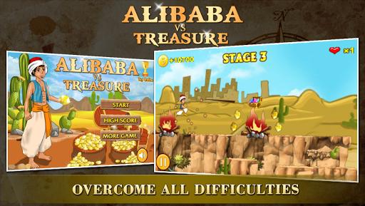 Ali Baba vs Treasure