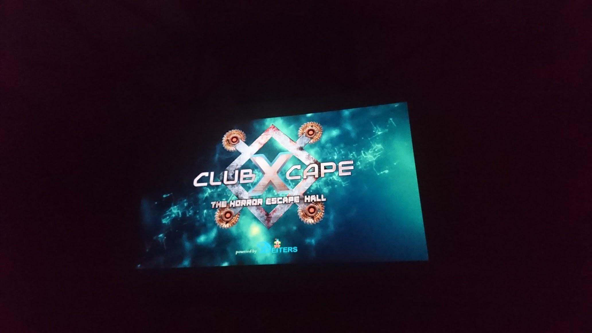 Grusellabyrinth NRW Bottrop Club Xcape
