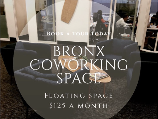 Bronx Coworking Space on Google