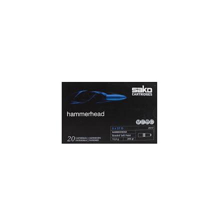 Sako 8*57JS 13gr Hammerhead