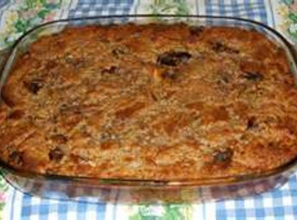 Baked Date Pudding Recipe