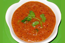 Tomato Chutney with Cinnamon