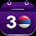 Nederland Kalender 2020 icon