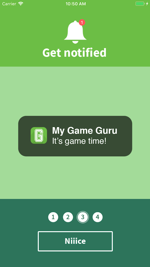 My Game Guru- screenshot