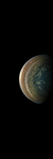 Jupiter in the Rearview Mirror