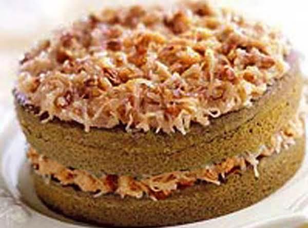 Grammy's Oatmeal Spice Cake