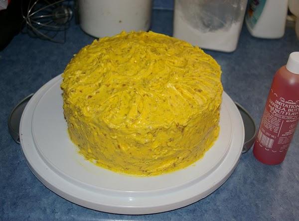 Butternut Cake Recipe