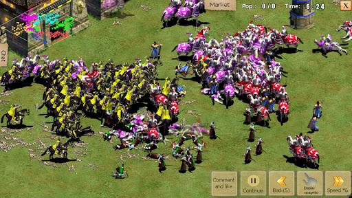 War of Empire Conquestuff1a3v3 Arena Game Screenshots 6