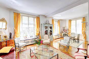 Appartement 5 pièces 123,65 m2