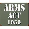 Arms Act 1959 icon